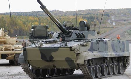 Picture for category BMP3 Chassis